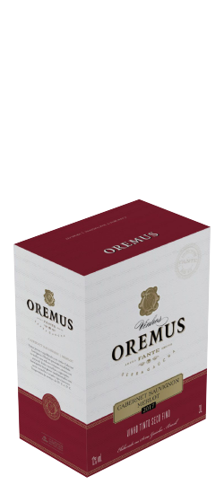 Vinho Oremus Cabernet Merlot Bag In Box 3 L