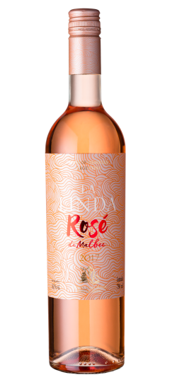Vinho La Linda Rose 750 ml