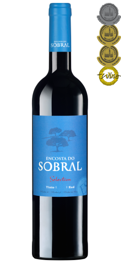 Vinho Encosta Do Sobral Tinto 750 ml
