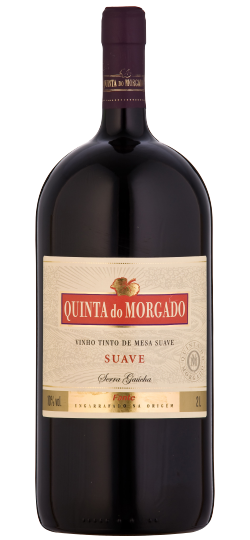 Vinho Quinta do Morgado Tinto Suave 2000 ML