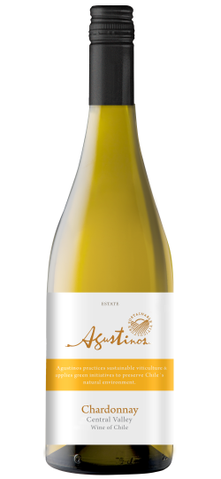 Vinho Agustinos Estate Chardonnay 750 ml