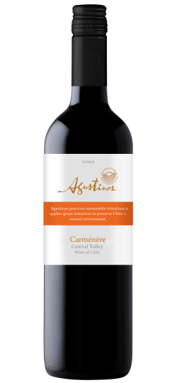 Vinho Agustinos Estate Carmenere 750 ml
