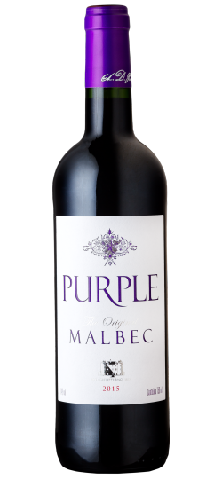 Vinho Lagrazette Purple Malbec 750 ml