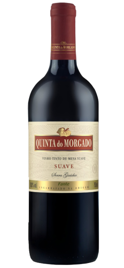 Vinho Quinta do Morgado Tinto Suave 750 ML