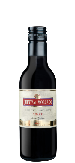 Vinho Quinta do Morgado Tinto Suave 245 ml