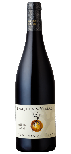 Vinho Beaujolais Villages Piron 750 ml
