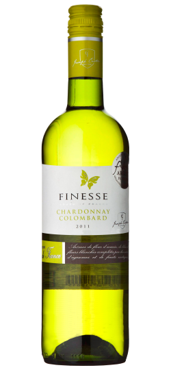Vinho Finesse Colombard Chardonnay - Languedoc 750 ml