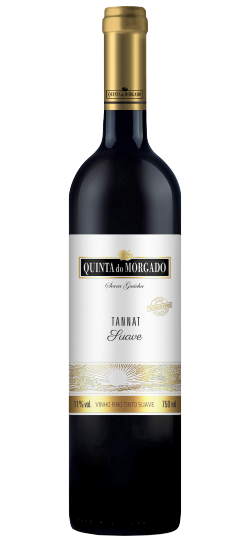 Vinho Quinta do Morgado Tannat Suave 750 ML