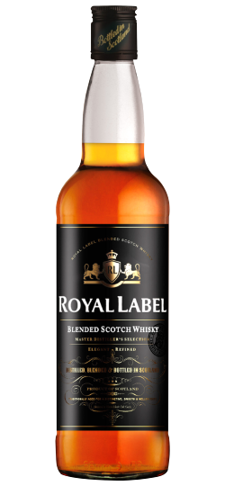 Whisky Royal Label 1 L