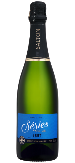 Vinho Espumante Salton Series Brut 750 ML