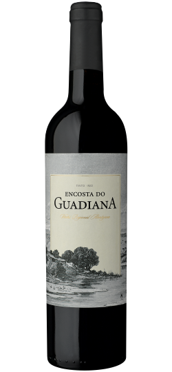 Vinho Encosta Do Guadiana Tinto 750 ml