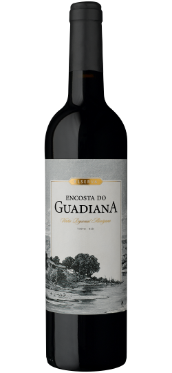 Vinho Encosta Do Guadiana Tinto Reserva 750 ml