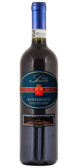 Vinho Sacco Barbaresco DOCG Tinto 750 ml