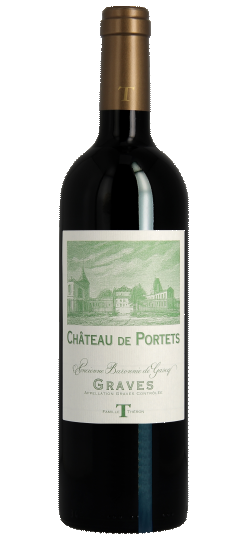 Vinho Chateau de Portets Tradition AOC - Graves 750 ml