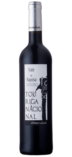 Vinho Quinta do Vale da Raposa Touriga Nacional 750 ml
