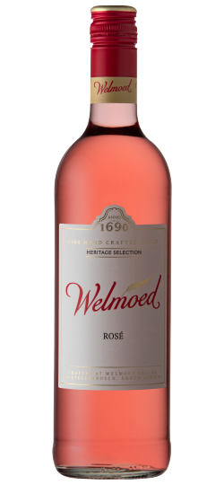 Vinho Welmoed Shiraz Rose 750ml