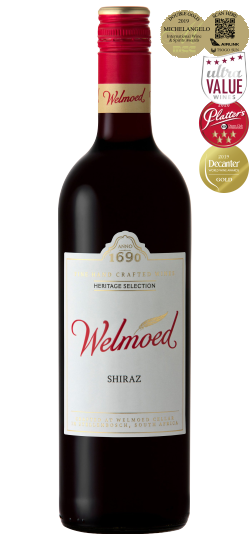 Vinho Welmoed Shiraz 750ml