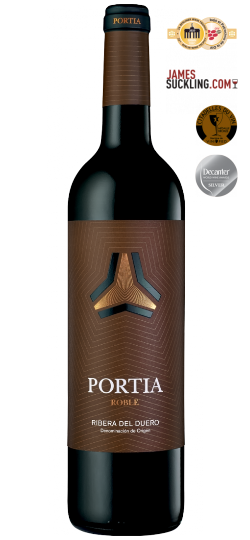 Vinho Portia Roble D.O. 750ml