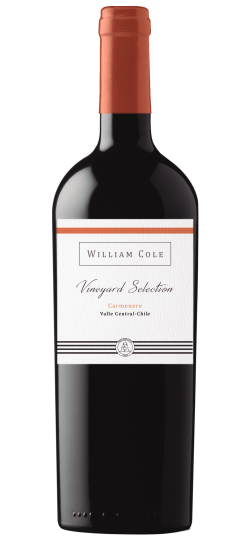 Vinho William Vineyard Selection Carmenere 750 ML