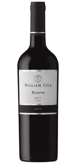 Vinho William Cole Reserva Blend 750 ML