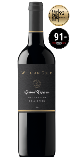 Vinho William Cole Grande Reserve Winemaker´s Collection 750 ML