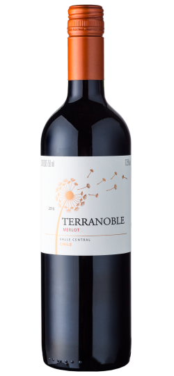 Vinho Terranoble Merlot 750 ml